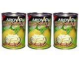 Aroy-D - Grüne Jackfruit - 3er Pack (3 x 565g/ATG 280g)