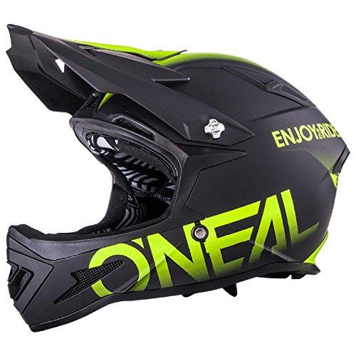 Oneal 0615-602 Casco de Bicicleta, Negro, S