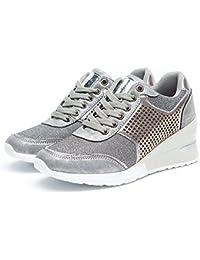 Sneakers bianche per donna Sunavy dd4UDEx5