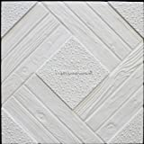 Pannelli Soffitto in Polistirolo Duet (Pacco 64 pz / 16 mq) Bianco