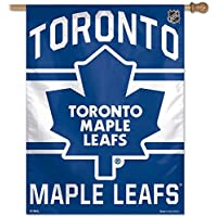 NHL Banner-Flagge 67 x 92 cm Toronto Maple Leafs