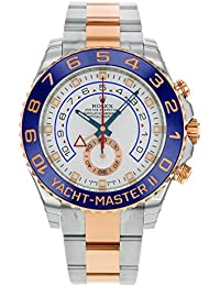 Rolex Yacht-Master II 116681 Steel & 18K Pink Gold Automatic Men's Watch