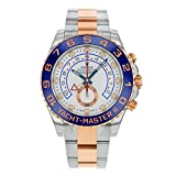 Rolex Yacht-Master II 116681 Steel & 18K Pink Gold Automatic Mens Watch