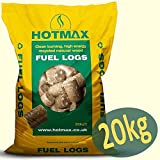Bedmax Hotmax Fuel Logs 20kg