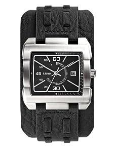 Reloj de caballero s.Oliver SO-2049-LQ de cuarzo, correa de piel color negro de s.Oliver