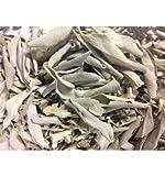 Salvia Apiana, bianca 50 gr bastoncini e foglie Smudges Bundles Sticks