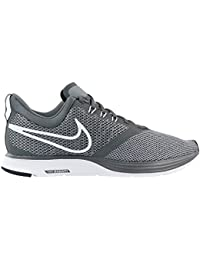 Nike Revolution 4 EU, Scarpe da Running Uomo, Nero (Black/Volt/Anthracite 007), 47 EU