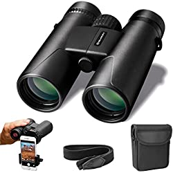Slokey 10x42mm,, negro