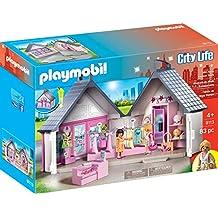 Playmobil 9113 Maletín Casa de moda