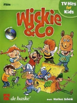 Wickie & Co.: TV hits for kids - Flöte
