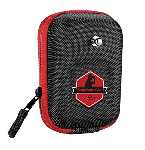 BOBLOV Golf Entfernungsmesser Tasche Eva Hard Cover Case/Schutz/Gehäuse kompatibel mit Bushnell Tectectec Nikon Callway Entfernungsmessern Rangefinders