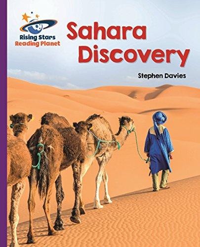Sahara discovery