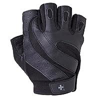 Harbinger Mens Pro W&D Fitness Glove Ağırlık Eldiveni, Erkek, Siyah