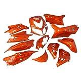 Verkleidungskit STR8 komplett 14 Teile für Speedfight 2, orange 50