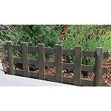 Borde para Jardín–Borde de Jardín Country (PVC, 45x 100cm