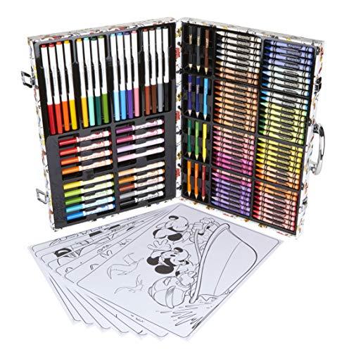 Crayola–topolino valigetta da colorare, 04–0516-e-000