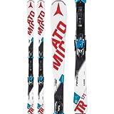 Skis Atomic Redster TR + Bindings X 12 TL 2017 - Lenght 176 cm