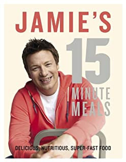 Jamie's 15-Minute Meals (071815780X) | Amazon Products
