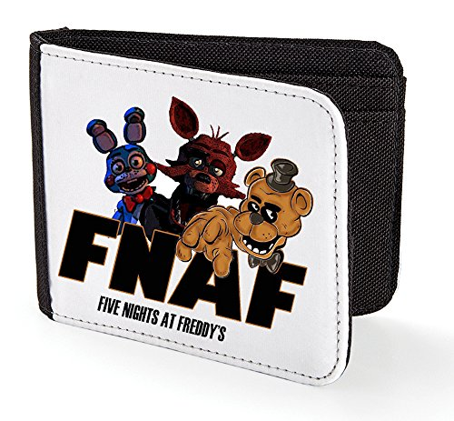 FIVE NIGHTS AT FREDDY'S BOYS / MEN WALLET (FNAF)