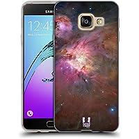 Head Case Designs Orion Nébuleuse Espace Étui Coque en Gel molle pour Samsung Galaxy A3 (2016)