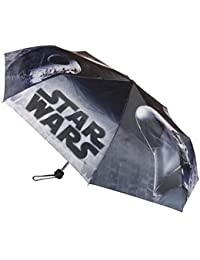 Paraguas Star Wars plegable 51,5cm surtido