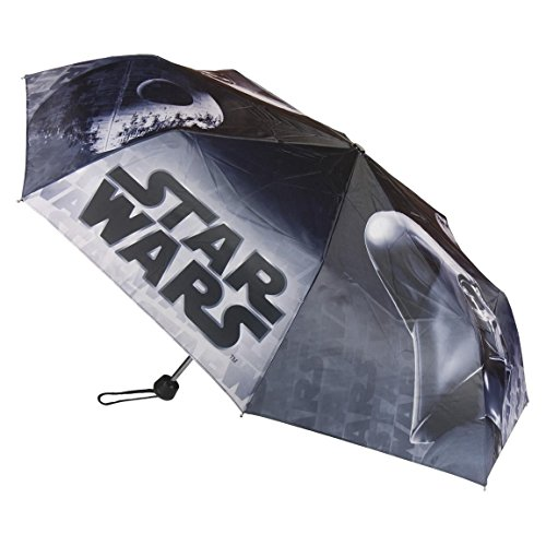 Paraguas Star Wars plegable 51,5cm...