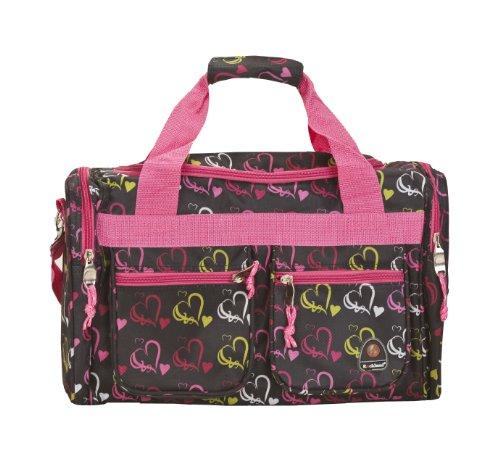 rockland-unisex-erwachsene-reisetasche-herz-mehrfarbig-ptb419-heart1