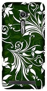 TrilMilPrinted Designer Mobile Case Back Cover For Asus Zenfone 2 ZE500CL