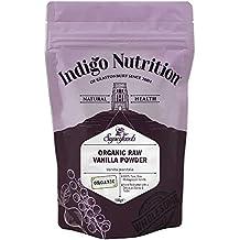 Orgánico sin procesar de Madagascar, vainilla en polvo - 100 g (orgánico certificado)