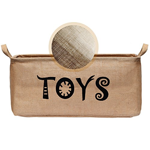 Zoom IMG-2 gimars cesto contenitore per giocattoli