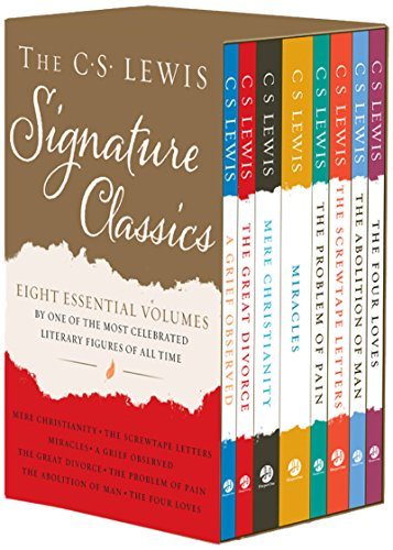 The C. S. Lewis Signature Classics (8-Volume Box Set): An Anthology of...