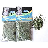Wingbind Natural Organic Catnip,Fresh Cut Dried Catmint for Cats Kitten