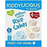 Gâteaux De Riz Éclaboussé De Yaourt Kiddylicious 4 X 12G