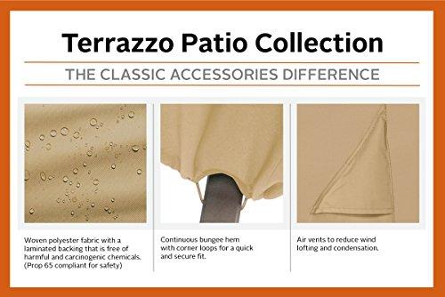 Classic Accessories 53112-EC Terrazzo Heizpilz-Abdeckung - 3