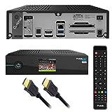 Protek 4K UHD HEVC265 2160p E2 Linux HDTV Receiver mit Sat Tuner