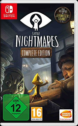 Little Nightmares – Complete Edition – [Nintendo Switch]