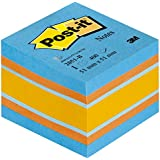 Post-it Mini-cube Notes repositionnables 51 x 51 mm Relax