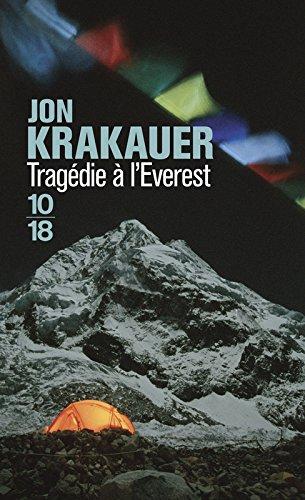 Tragédie à l'Everest par Jon KRAKAUER