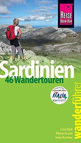 Reise Know-How Wanderführer Sardinien: 46 Wandertouren