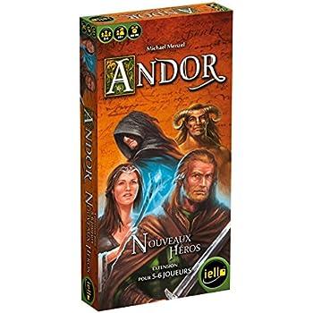 Iello - 51210 - Andor - Nouveaux Héros