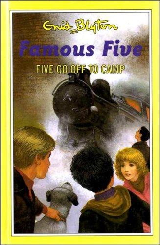 Enid Blyton's five go off to camp.
