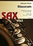 Bluestrain. For 3 Saxophones and opt. Rhythm Section / Für 3 Saxophone und opt. Rhythmussektion (Little Bigband Series)