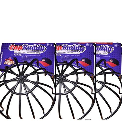 China Schrank Fertig (Cap Buddy 3er Paket Original Baseball Cap Washer Kappen-Reiniger Set 3 Stück 1 Preis)