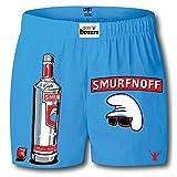 Gabi Men's Blue Boxer Shorts (Small)