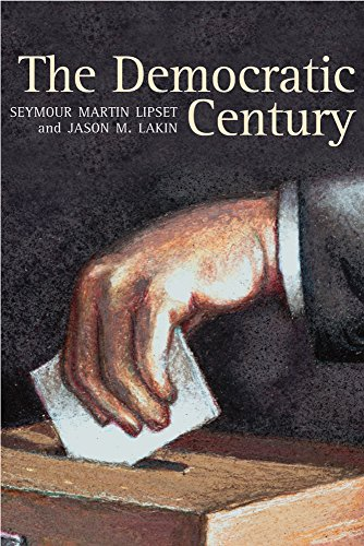 The Democratic Century (Julian J. Rothbaum Distinguished Lecture Series)