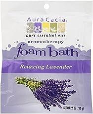 Aura Cacia - Aura Cacia Foam Bath Relaxing Lavender - 2.5 Oz (Pack of 6) - Pack Of 6