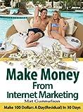 Make Money From Internet Marketing-Earn Extra Money Online,Earn Money From Home