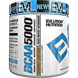 Best Amino Acids Powders - Evlution Nutrition BCAA5000 Powder (30 Servings, Cherry Limeade) Review