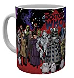 GB Eye LTD, Doctor Who, Universe Groupe, Taza