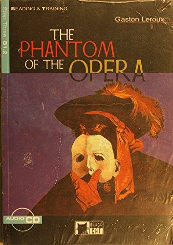 The Phantom of the Opera (1CD audio) par Gaston Leroux